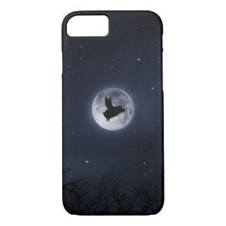 capas de iphone noturnos do porco do vôo