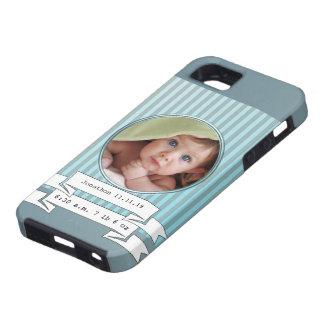 Capas de iphone novas da foto do bebé para a mamã capa tough para iPhone 5