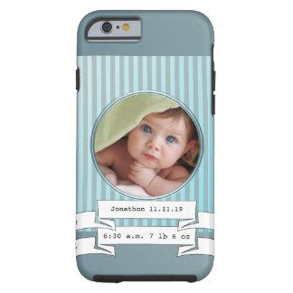 Capas de iphone novas da foto do bebé para a mamã capa tough para iPhone 6