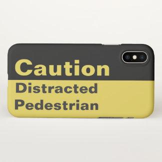 Capas de iphone pedestres confundidas | do sinal