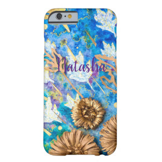 Capas de iphone personalizadas com flor do