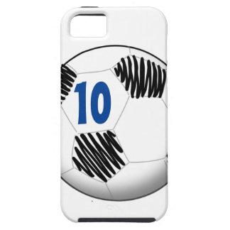 Capas de iphone personalizadas da bola de futebol