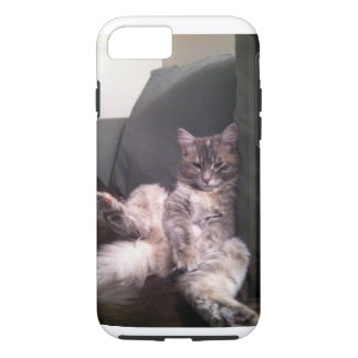 Capas de iphone preguiçosas do gato