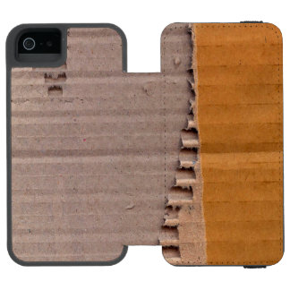 Capas de iphone rasgadas do cartão