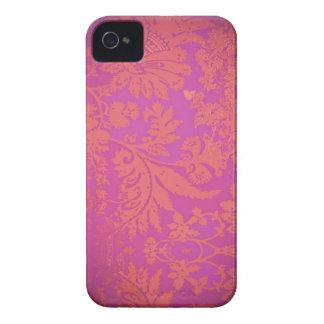 Capas de iphone roxas/cor-de-rosa do vintage capinhas iPhone 4