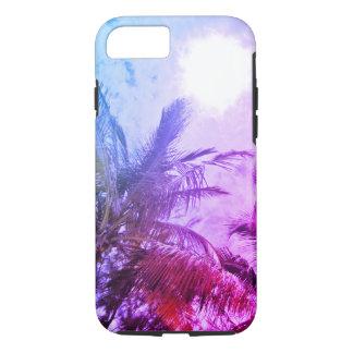 Capas de iphone roxas da palmeira