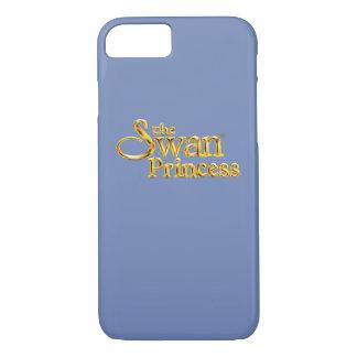 Capas de iphone simples & doces da princesa da