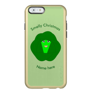 Capas de iphone Smelly da couve de Bruxelas do