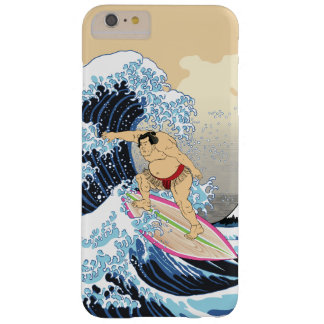 Capas de iphone surfando do lutador do Sumo
