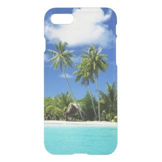 Capas de iphone tropicais da praia