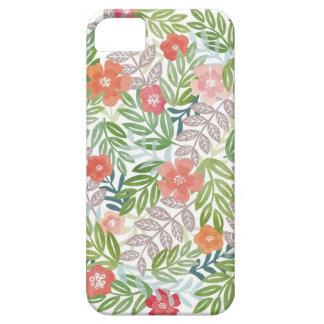 Capas de iphone tropicais do buquê capas para iPhone 5