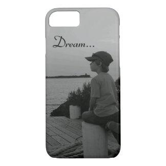 """capas de iphone - """"um homem novo sonha """""""