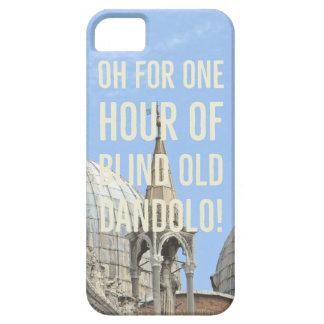 Capas de iphone velhas cegas de Dandolo Veneza
