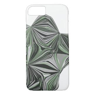 Capas de iphone verdes do esboço