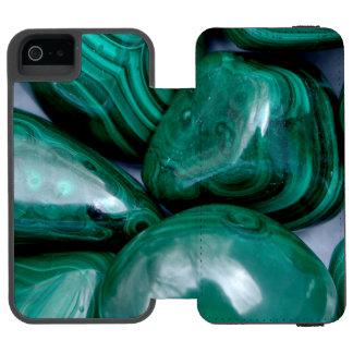 Capas de iphone verdes do olho do tigre
