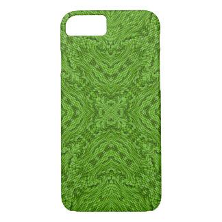 Capas de iphone verdes indo   do caleidoscópio