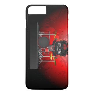 capas de iphone vermelhas/pretas originais do