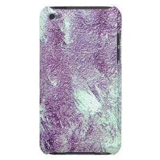 Capas de iphone violetas abstratas capa para iPod touch