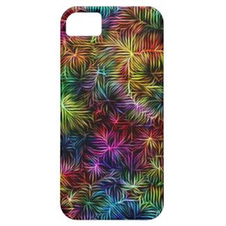 capas de iphone - Weave do arco-íris Capa Para iPhone 5