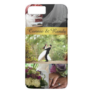Capas de iphone Wedding personalizadas da colagem