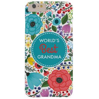 Capas iPhone 6 Plus Barely There A melhor avó do mundo
