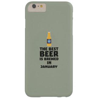 Capas iPhone 6 Plus Barely There A melhor cerveja é em maio Z96o7 fabricado cerveja