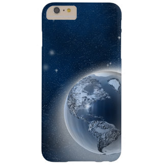 Capas iPhone 6 Plus Barely There A terra no espaço