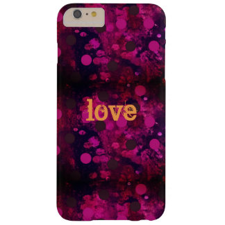 Capas iPhone 6 Plus Barely There Amor