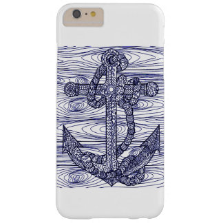 Capas iPhone 6 Plus Barely There Âncora