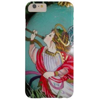 Capas iPhone 6 Plus Barely There Anjo do Natal - arte do Natal - decorações do anjo