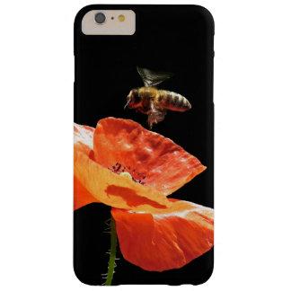 Capas iPhone 6 Plus Barely There Aproximação na flor da papoila