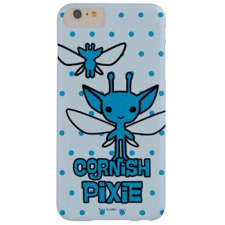 Capas iPhone 6 Plus Barely There Arte Cornish do caráter do duende dos desenhos