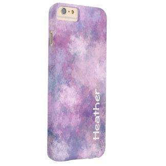 Capas iPhone 6 Plus Barely There Azul, Lilac e rosa feitos sob encomenda do