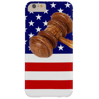 CAPAS iPhone 6 PLUS BARELY THERE  BANDEIRA E GAVEL