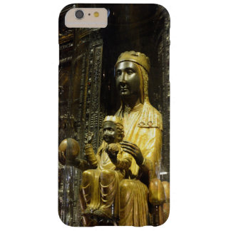 Capas iPhone 6 Plus Barely There caixa preta de montserrat do madonna