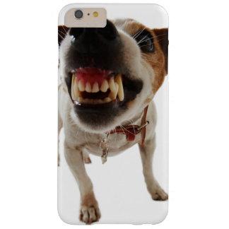 Capas iPhone 6 Plus Barely There Cão agressivo - cão irritado - cão engraçado