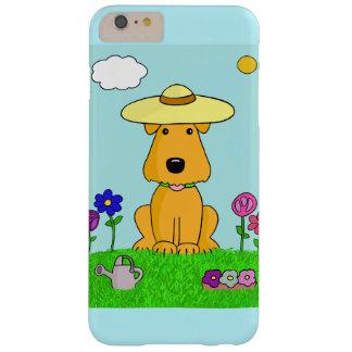 Capas iPhone 6 Plus Barely There Cão de Airedale Terrier no caso do iPhone 6/6s do