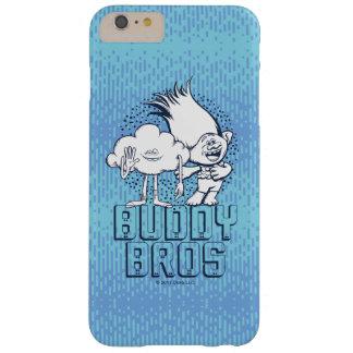 Capas iPhone 6 Plus Barely There Cara da nuvem dos troll | & ramo - amigo Bros