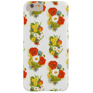 Capas iPhone 6 Plus Barely There caso floral do iphone 6