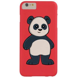 Capas iPhone 6 Plus Barely There Caso positivo do iPhone 6 bonitos da panda dos