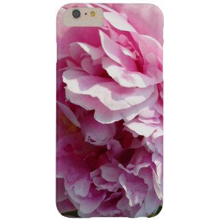 Capas iPhone 6 Plus Barely There Caso positivo do iPhone 6 cor-de-rosa da peônia