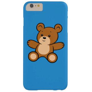 Capas iPhone 6 Plus Barely There Caso positivo do iPhone 6 do urso de ursinho dos