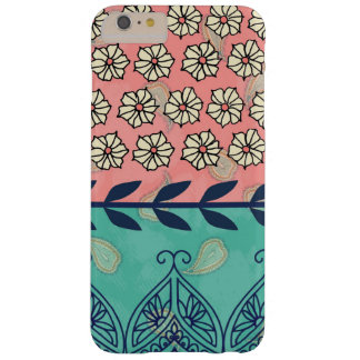 Capas iPhone 6 Plus Barely There Caso positivo do iPhone 6 femininos de Boho