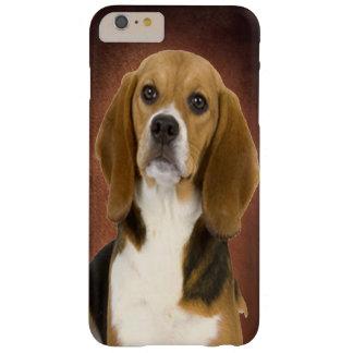 Capas iPhone 6 Plus Barely There Caso real do iPhone 6 do cão do canin