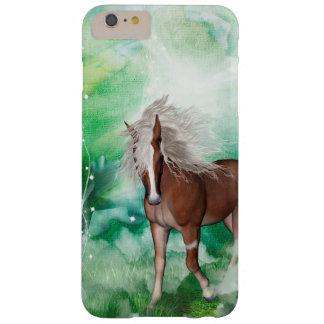 Capas iPhone 6 Plus Barely There Cavalo bonito no país das maravilhas