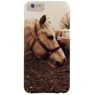 Capas iPhone 6 Plus Barely There Cavalo e ônibus Dappled