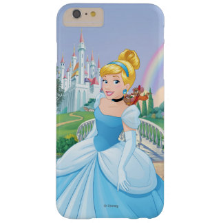 Capas iPhone 6 Plus Barely There Cinderella com GUS & Jaq
