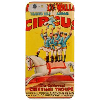Capas iPhone 6 Plus Barely There Circo de Hagenbeck Wallace