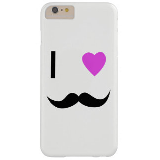CAPAS iPhone 6 PLUS BARELY THERE  COBRIR DA CAIXA DO MOUSTACHE