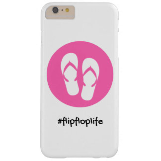 Capas iPhone 6 Plus Barely There cobrir do telefone do #flipfloplife do iphone 6